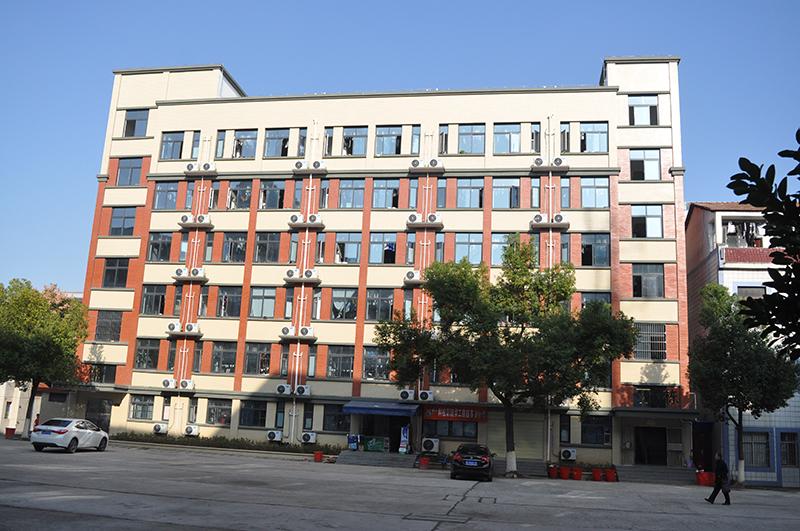 科技职院T栋宿舍楼