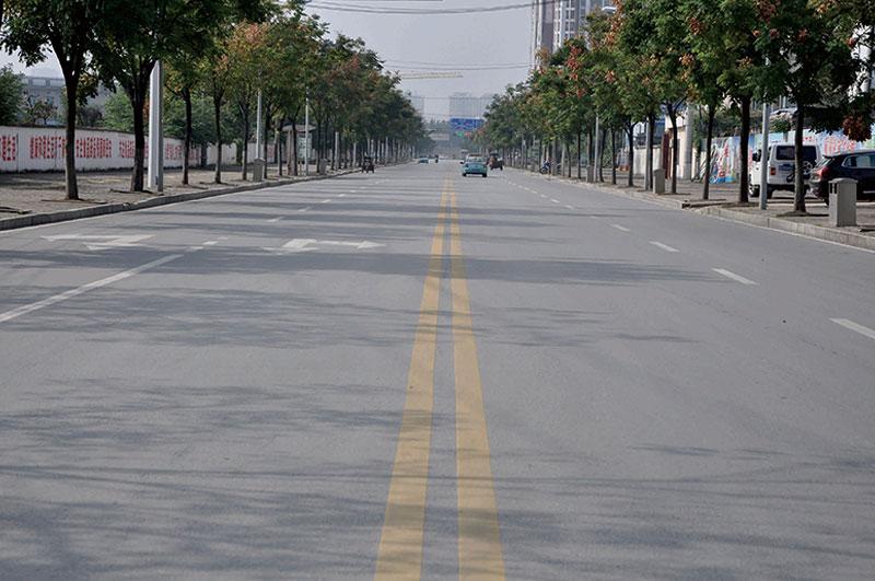 黄州西湖四路项目